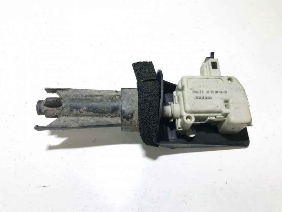 Kuro bako dangtelio varikliukas (uzrakto varikliukas) 4r83f9c070ac used Jaguar S-TYPE 2004 2.7