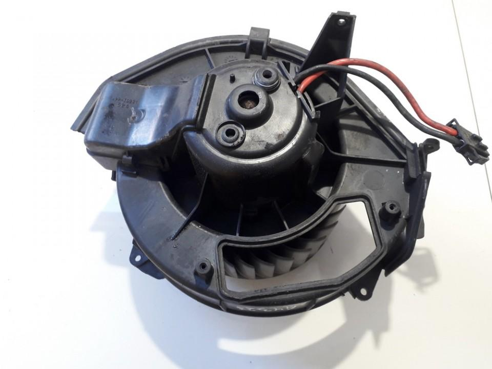 Heater blower assy used used Audi A6 1998 2.5