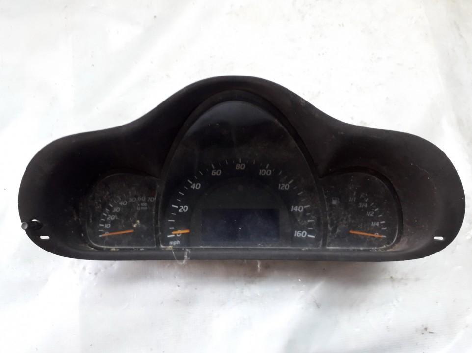 Mercedes-Benz  C-CLASS Speedometers - Cockpit - Speedo Clocks Instrument