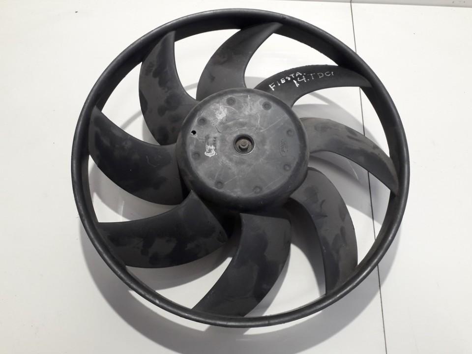 Ford  Fiesta Difuzorius (radiatoriaus ventiliatorius)