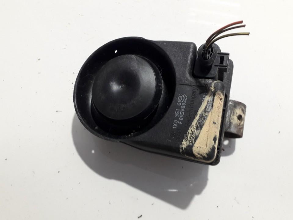 Сирена сигнализации (штатной) 1K0951605C F005V00327 Audi A6 1998 2.5