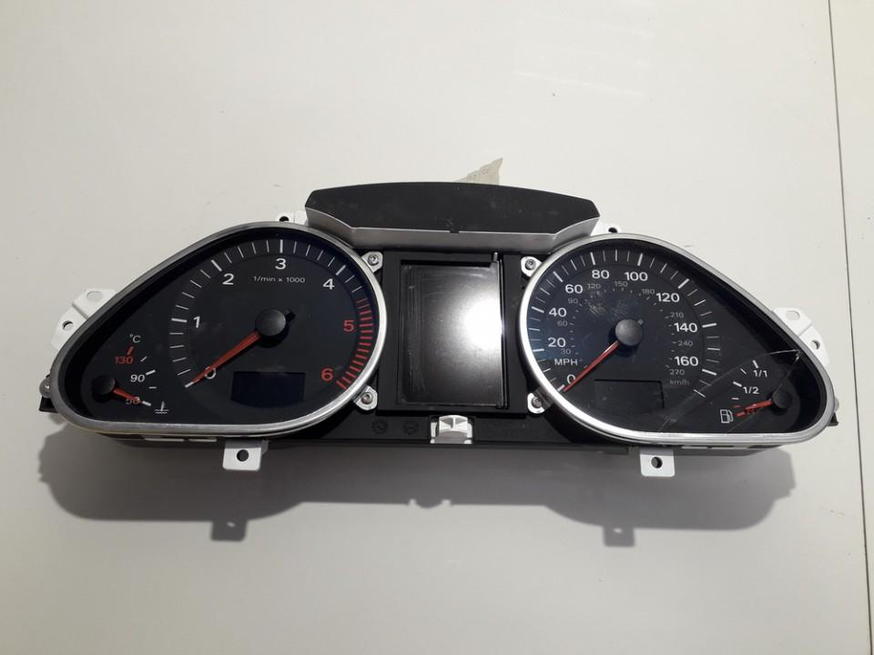 Spidometras - prietaisu skydelis 4F0920950R 4F0910900C, 5550007301 Audi A6 1995 1.9