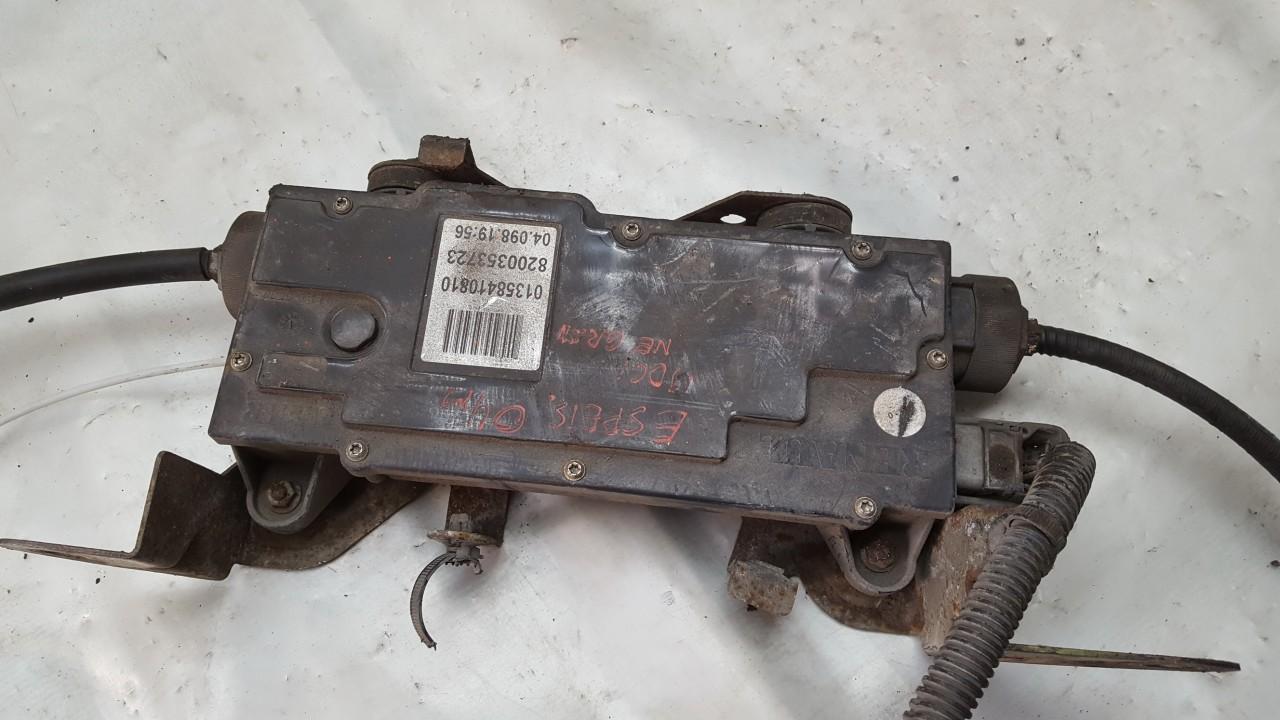 Механизм ручника 8200353723 040981956 Renault ESPACE 1990 2.1