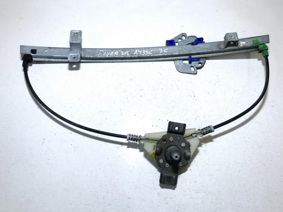 Duru lango pakelejas G.D. 2496 cvh100980 Rover 200-SERIES 1998 1.4