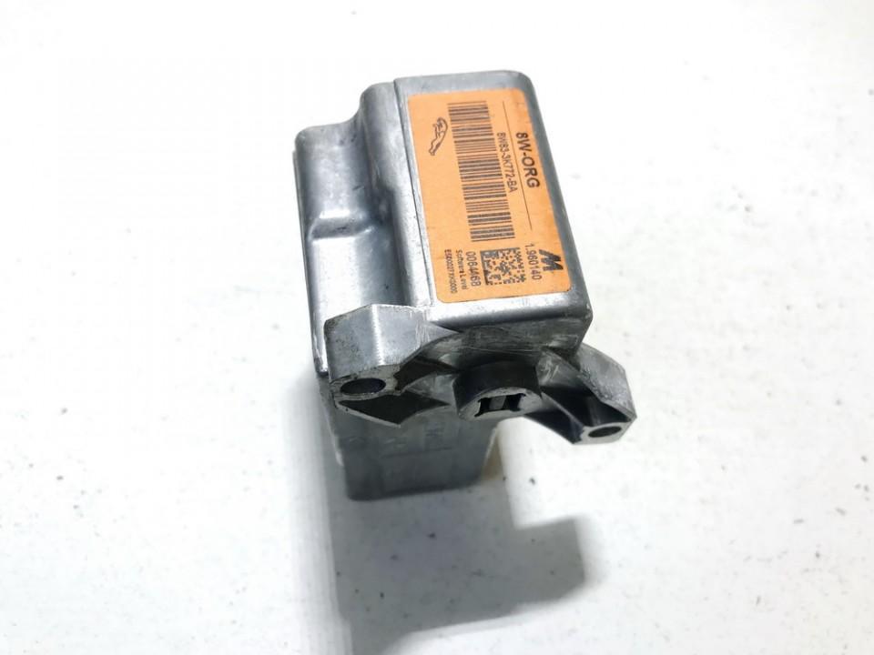 Steering Module (STEERING WHEEL CONTROL ECU) Jaguar XF 2010    3.0 8w833k772ba