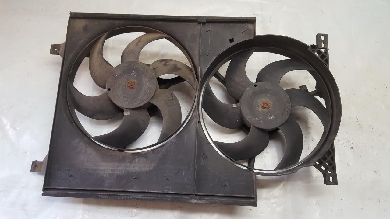 Difuzorius (radiatoriaus ventiliatorius) 8240226 824.0226  Land Rover FREELANDER 1998 1.8