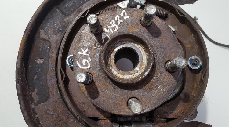 Кулак поворотный задний левый used used Subaru LEGACY 1995 2.0