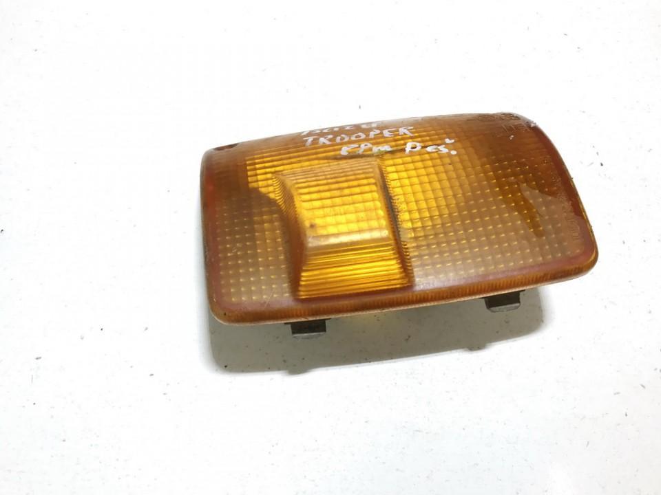Posukis P.D. 3228 used Isuzu TROOPER 1991 2.6