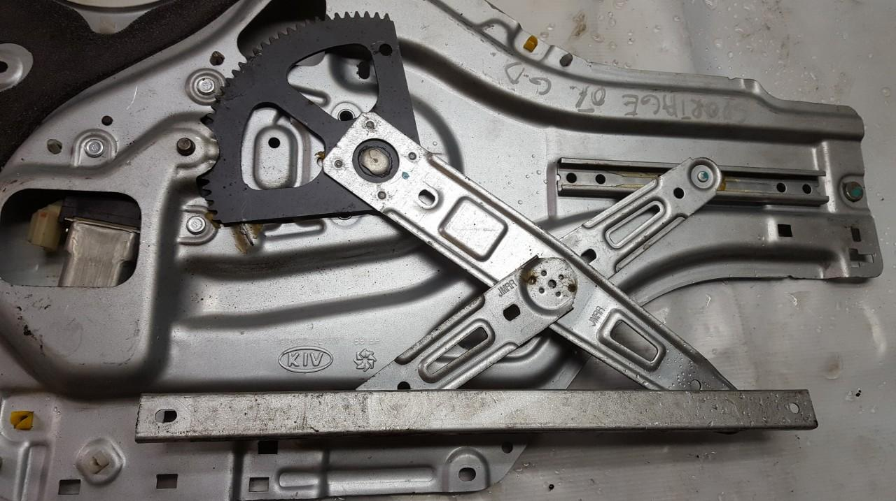 Kia  Sportage Door winder mechanism (Window Regulator) rear right side