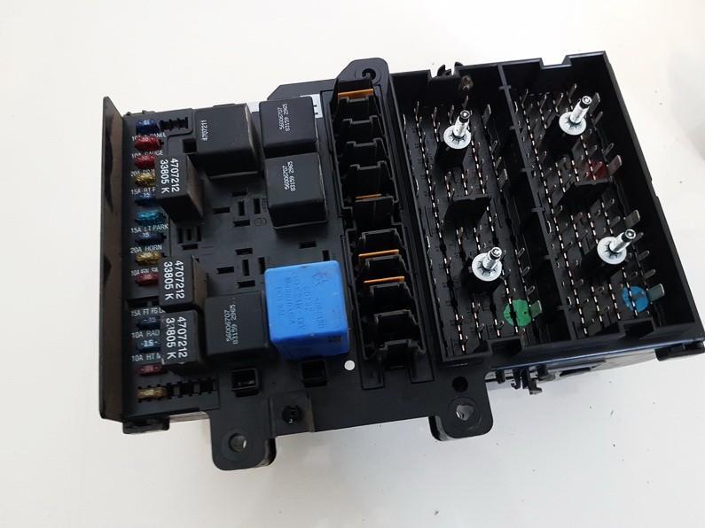 Komforto blokas tqh27053088v p4686722 Chrysler VOYAGER 2003 2.5