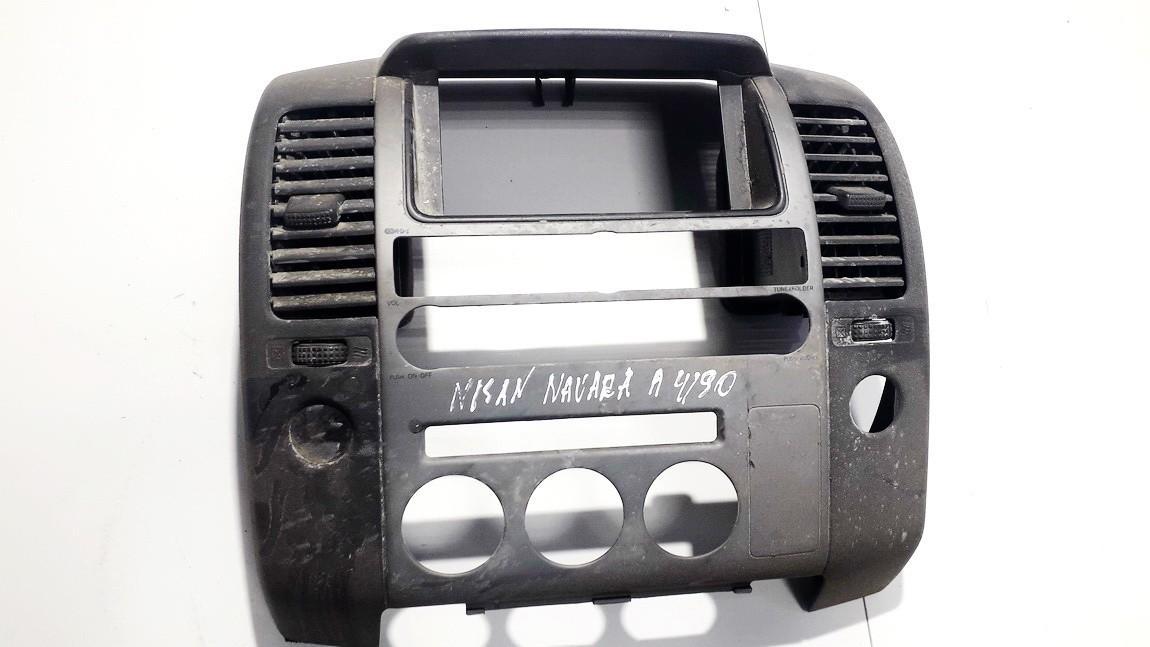 Salono apdaila (plastmases) 68261EB310 used Nissan NAVARA 2005 2.5