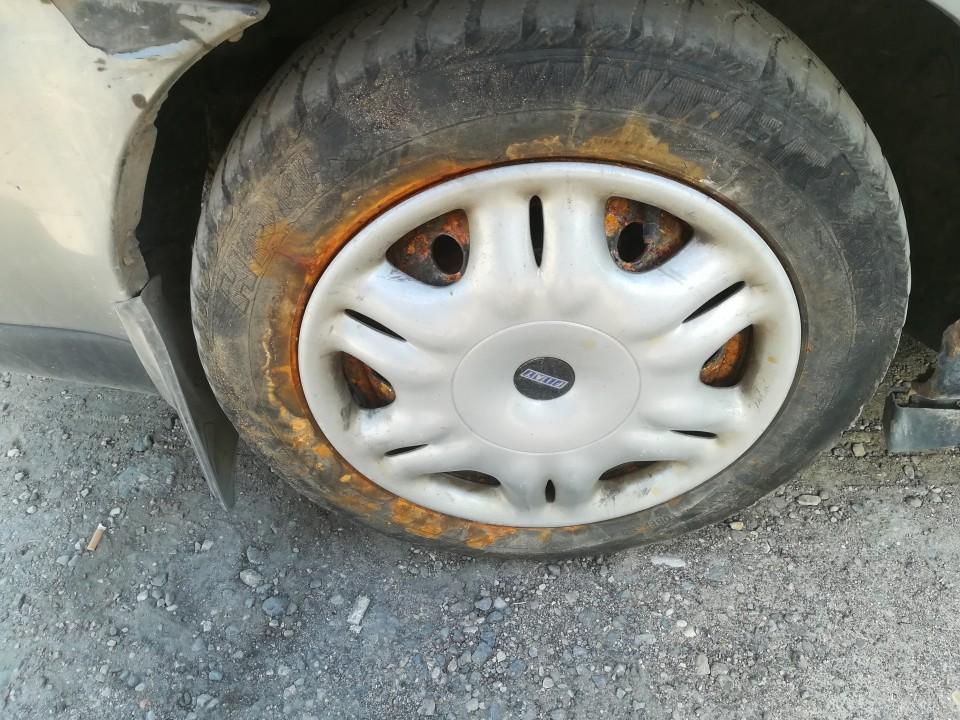 Skardiniu ratu komplektas R14 used used Fiat MAREA 1999 1.9