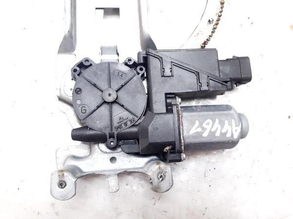Window Motor Front Right 93389552 400718 g Opel MERIVA 2005 1.7