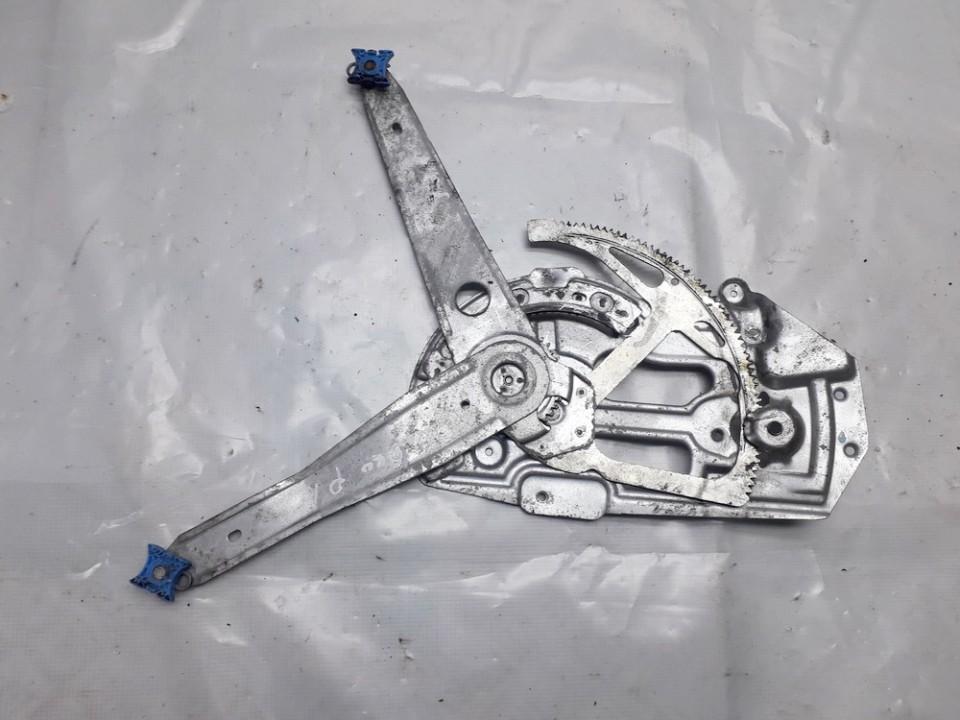 Door winder mechanism (Window Regulator) front left side used used Volvo S80 2008 2.4