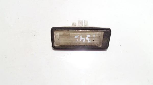 Фонарь подсветки номера 7569564 e346660 Fiat MAREA 1999 1.9