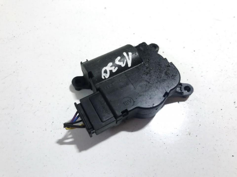 Peciuko sklendes varikliukas 52406337r06 3093692, 340ft27 Opel ASTRA 1996 1.7