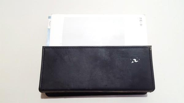Prieziuros zinynas (Automobilio aptarnavimo knyga) used used Toyota AURIS 2008 2.0