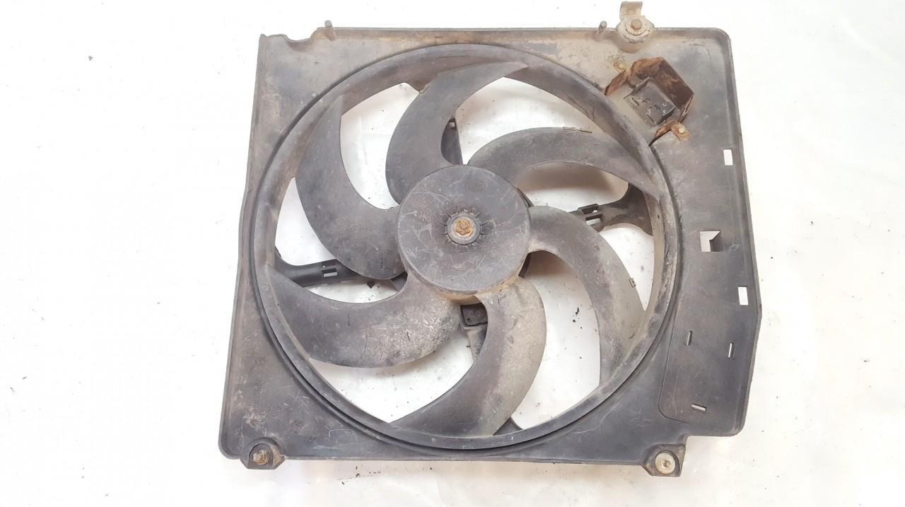Difuzorius (radiatoriaus ventiliatorius) 78518870 USED Lancia DELTA 1995 1.9