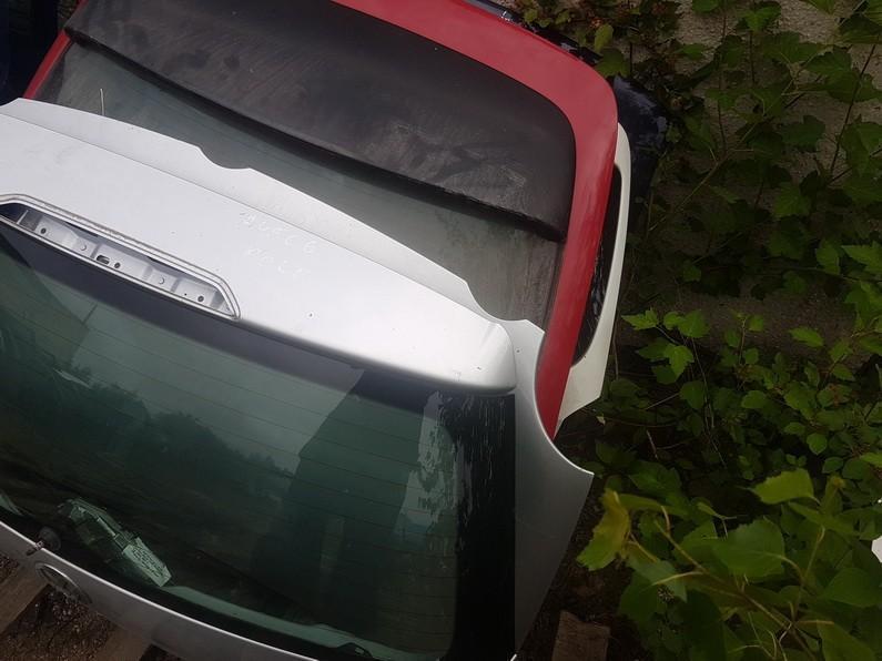 Kapotas (Variklio dangtis) melynas used Renault CLIO 2004 1.5