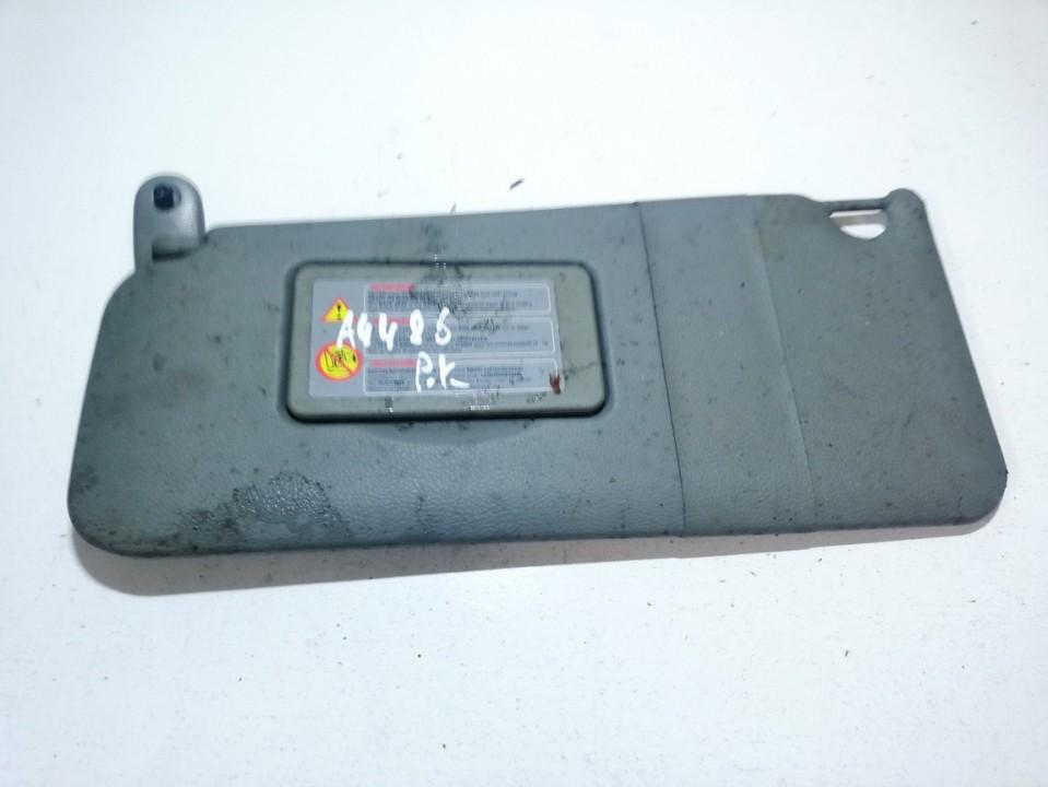 Apsauga nuo saules used used Renault SCENIC 2001 1.9