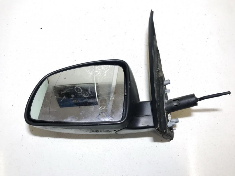 Зеркало левa 93494551 e9024176 Opel MERIVA 2005 1.7