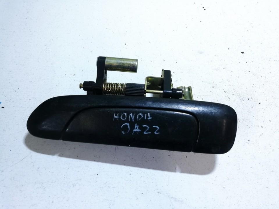 Ручка двери нaружная задний левый used used Honda JAZZ 2005 1.2