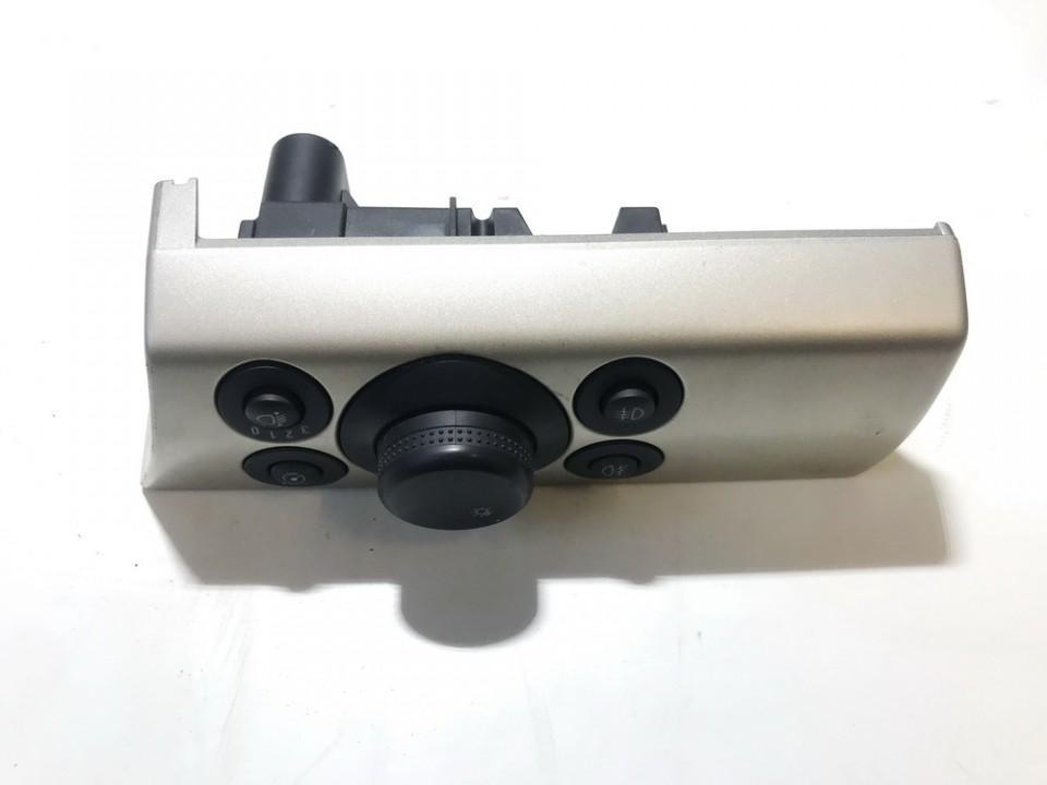 Блок света с птф 13124865 33185437, 13100124, lk04063000 Opel ASTRA 1994 1.7