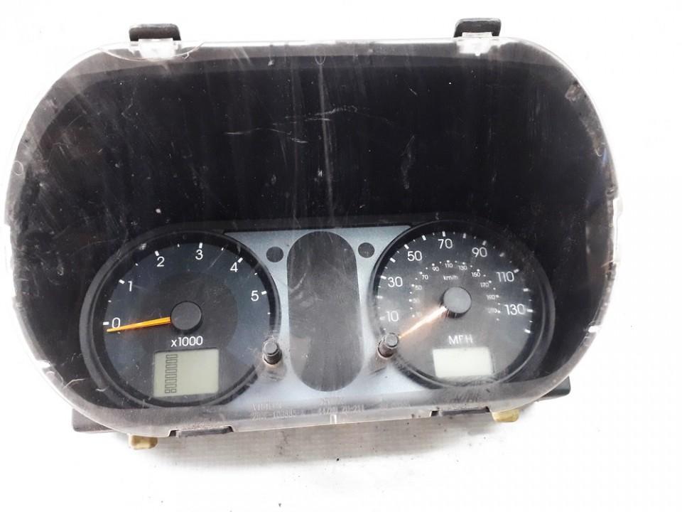 Ford  Fiesta Spidometras - prietaisu skydelis