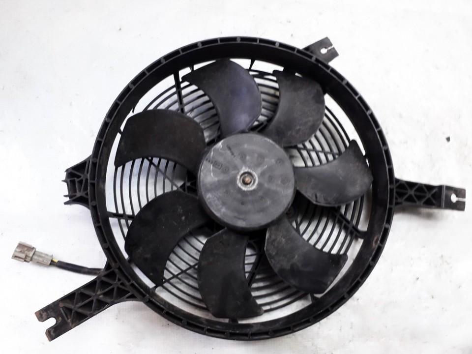 Difuzorius (radiatoriaus ventiliatorius) used used Nissan X-TRAIL 2001 2.2