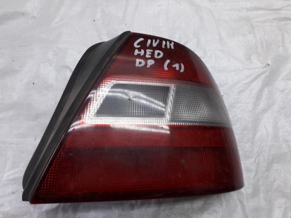 Galinis Zibintas G.D. used used Honda CIVIC 2010 1.4