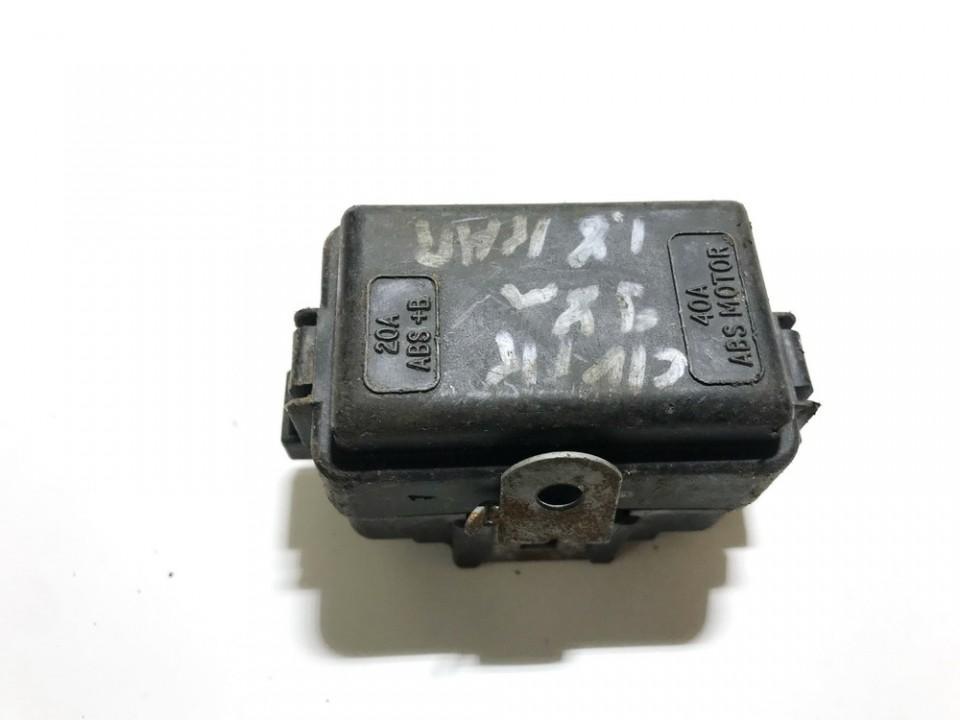 Saugikliu deze used used Honda CIVIC 2002 1.7