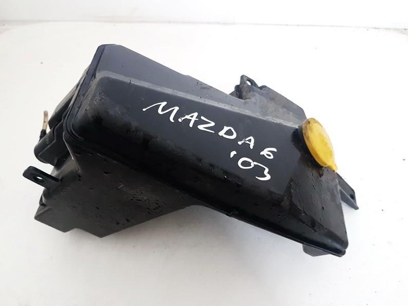 Mazda  6 Langu apiplovimo bakelis