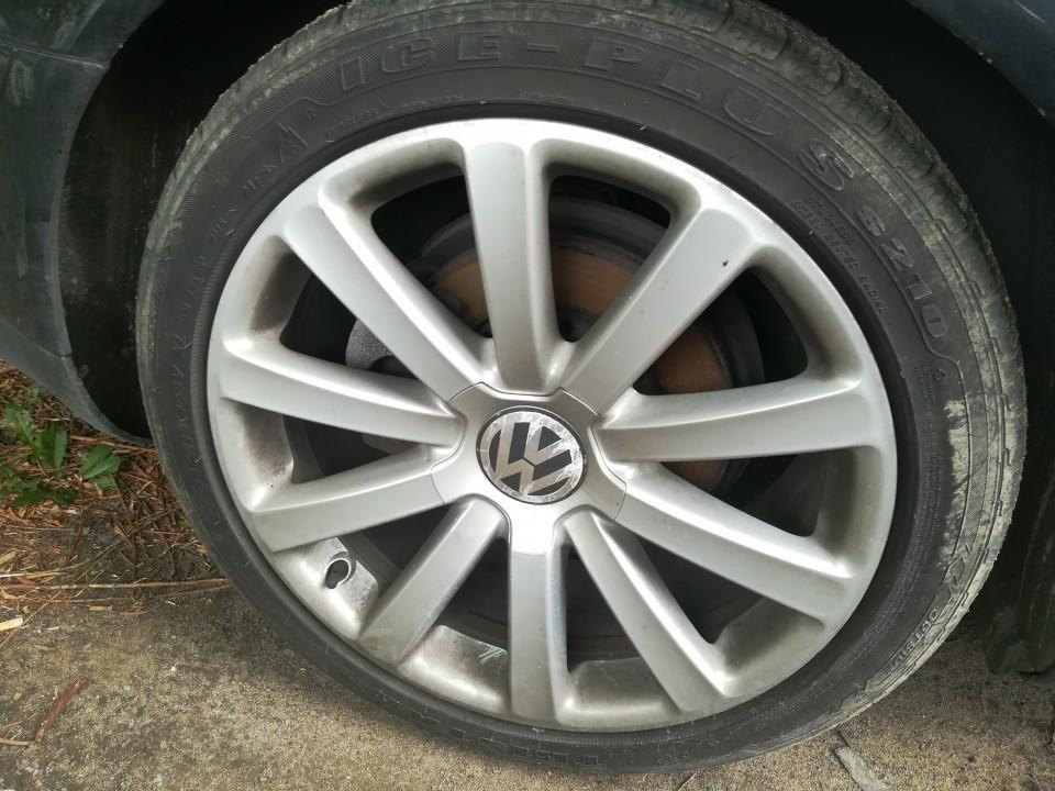 Lietu ratu komplektas R19 Volkswagen Phaeton 2007    3.0 9Jx19 ET40
