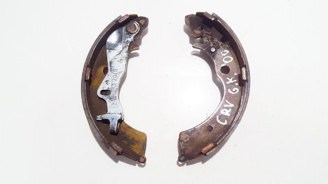 Brake Shoe Set, parking brake Honda CR-V 2000    0.0 used