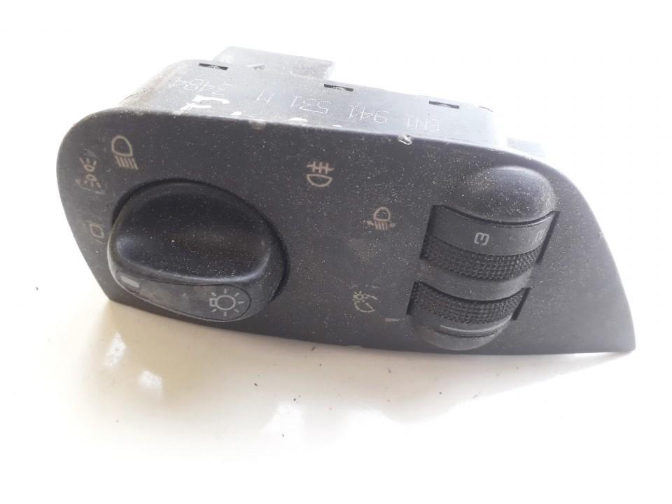 Блок света с птф 6N1941531 USED Volkswagen POLO 2001 1.4