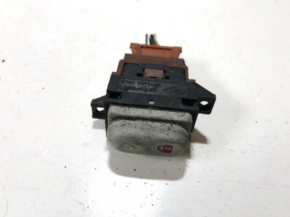 Кнопка центрального замка 6025308163a used Renault ESPACE 1990 2.1