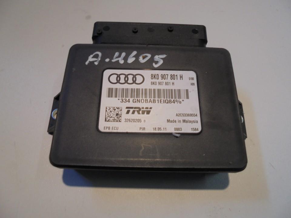 Rankinio stabdzio kompiuteris Audi A5 2011    2.0 8k0907801h
