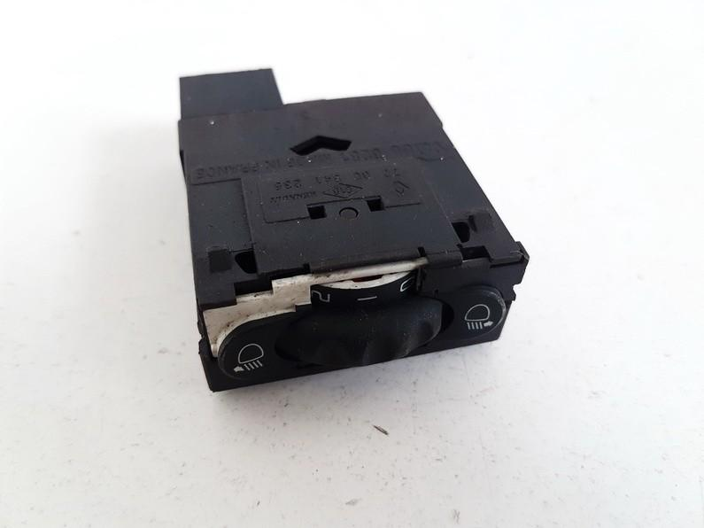 Zibintu aukscio reguliatoriaus mygtukas 7700841235 used Renault MEGANE SCENIC 1998 2.0