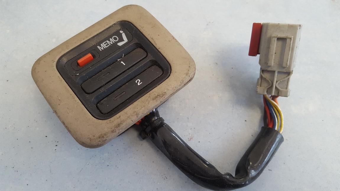 Sedynes atminties mygtukai P.K. Subaru Legacy 1993    0.0 USED