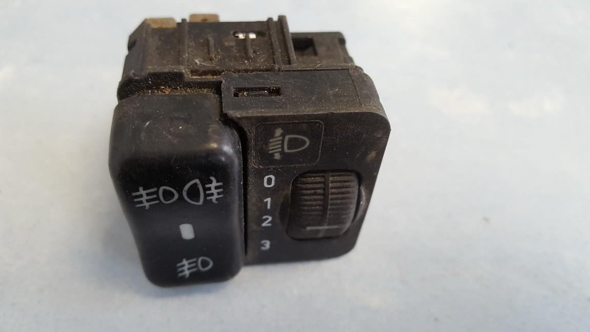 Zibintu aukscio reguliatoriaus mygtukas 0075451524 used Mercedes-Benz VITO 2002 2.2