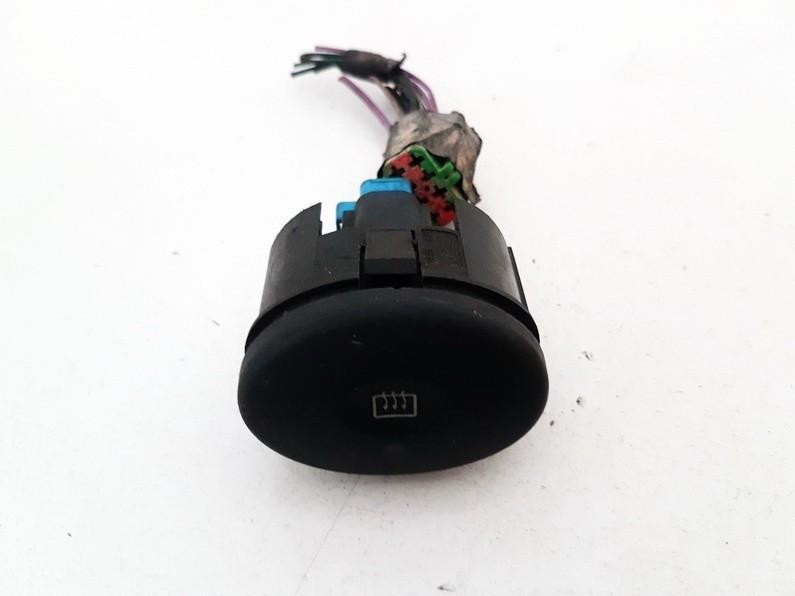 Stiklo sildymo mygtukas 95AG18C621AA USED Ford ESCORT 1998 2.0