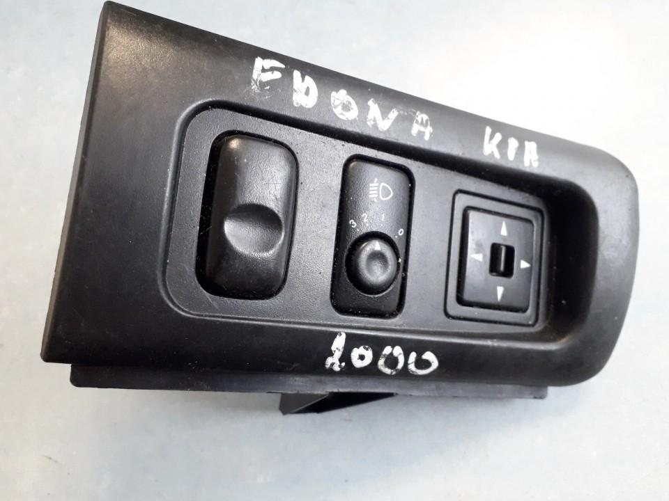 Kia  Sedona Headlight Range Control Light Controller Lighting