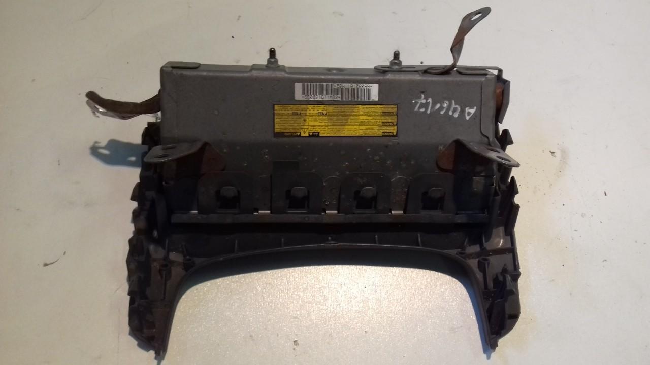 Keliu oro pagalve (koju oro pagalve) Toyota Prius 2011    1.8 used