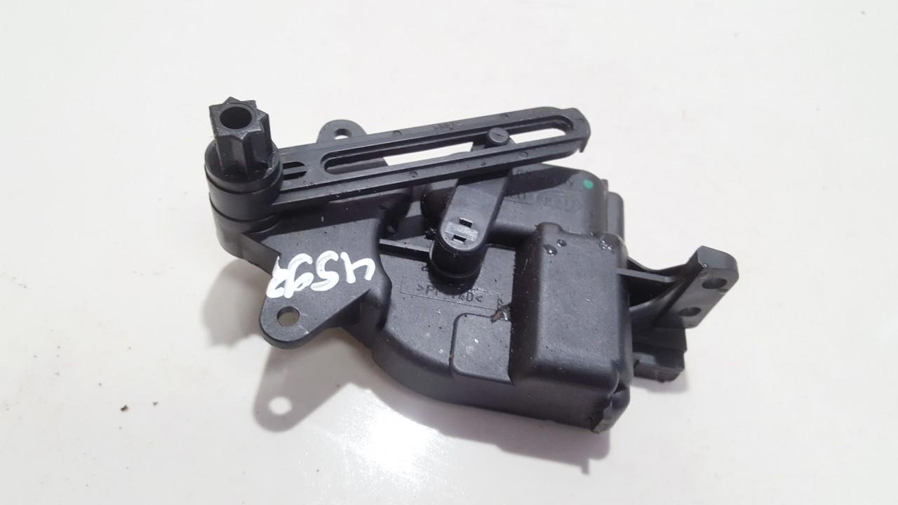 Peciuko sklendes varikliukas 6NN00762602 USED Mini ONE 2001 1.6