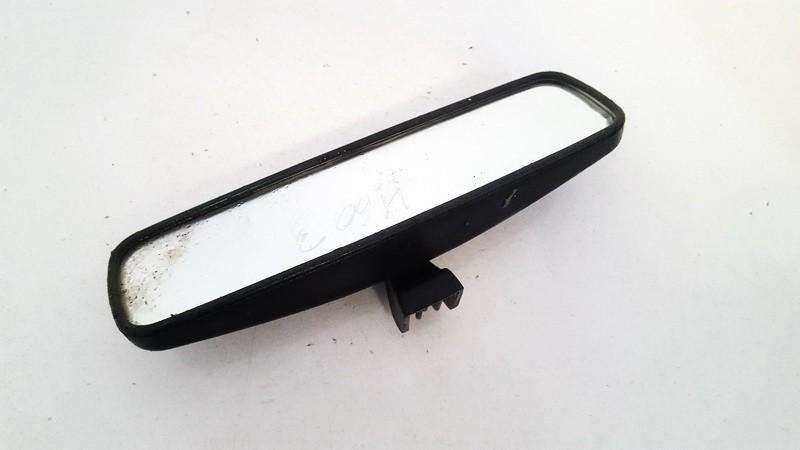 e200708 used Galinio vaizdo veidrodis (Salono veidrodelis) Renault Clio 2002 1.2L 9EUR EIS00635286
