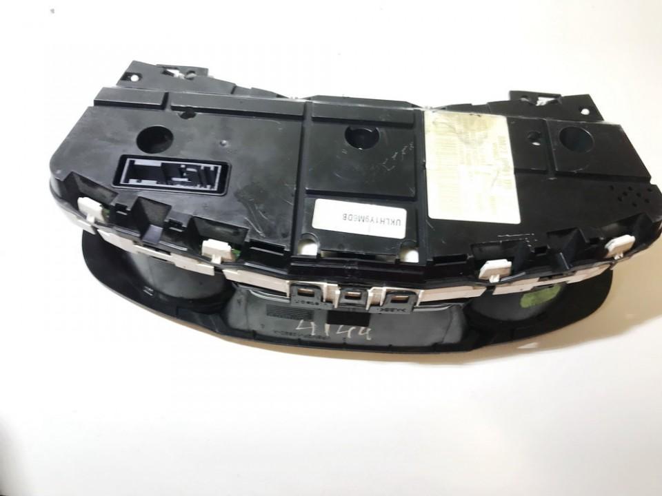 8m2t10849db 8m2t-10849-db, vp8m2t, s14729 Spidometras - prietaisu skydelis Ford Galaxy 2008 1.8L 54EUR EIS00635294