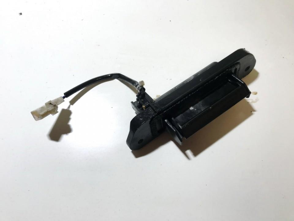 used used Galinio dangcio atidarymo rankenele isorine (mikrikas) Mitsubishi Grandis 2006 0.0L 14EUR EIS00635301