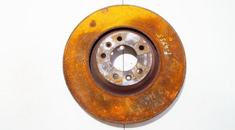 Priekinis stabdziu diskas ventiliuojamas used Peugeot 407 2005 2.0
