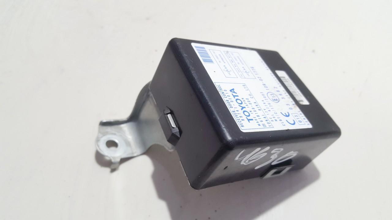 Used and working 'Door control relay (DOOR CONTROL UNIT