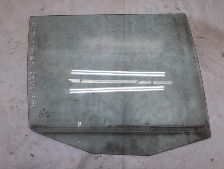 Duru stiklas G.D. used used Skoda OCTAVIA 1998 1.9